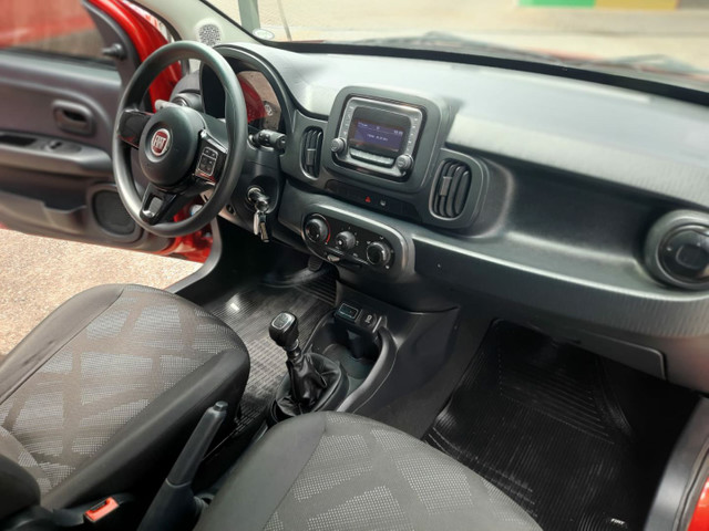 Mobi Like 2018 Completo Carro Impecável - Foto 8