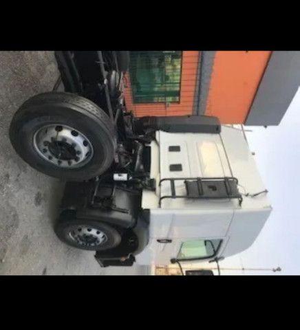 Vw 24250 Cabine Leito Bi Truck 4o Eixo Direcional<br><br> - Foto 4