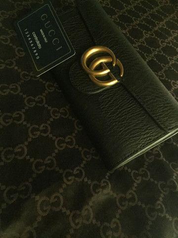 Vendo está Porta cartão da Gucci porta cartão da Gucci