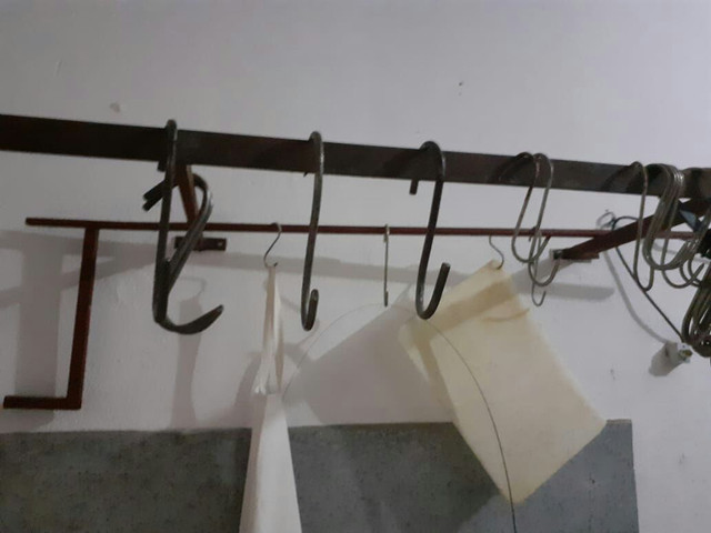 Ganchos de açougue  - Foto 3