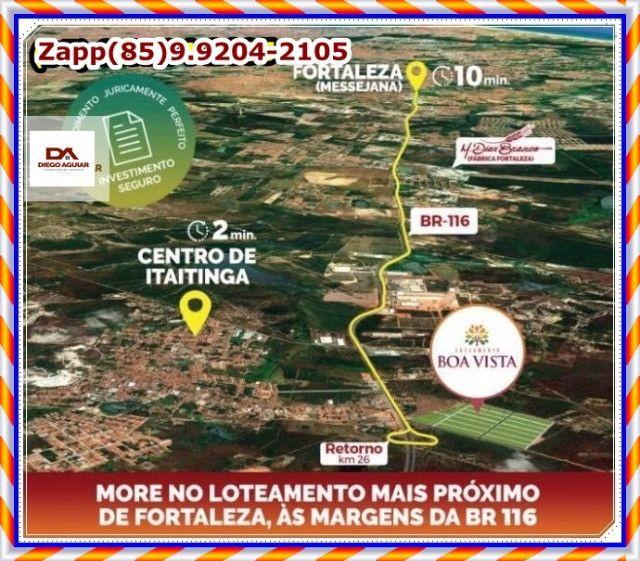 Lotes em Itaitinga - faça uma visita!#!