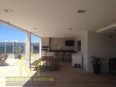 Código: 4113 D Apartamento 3 quartos na Praia da Costa Ed. San Blass - Foto 3