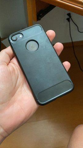 Iphone 7 - 128gb + capinha e fones originais - Foto 5