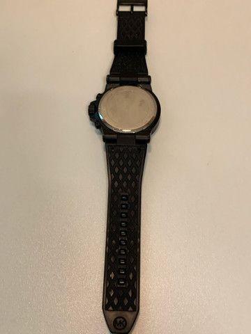 Relógio Michael Kors AllBlack - Foto 3