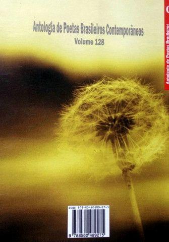 Antologia de poetas brasileiros contemporâneos volume 128 - Foto 2