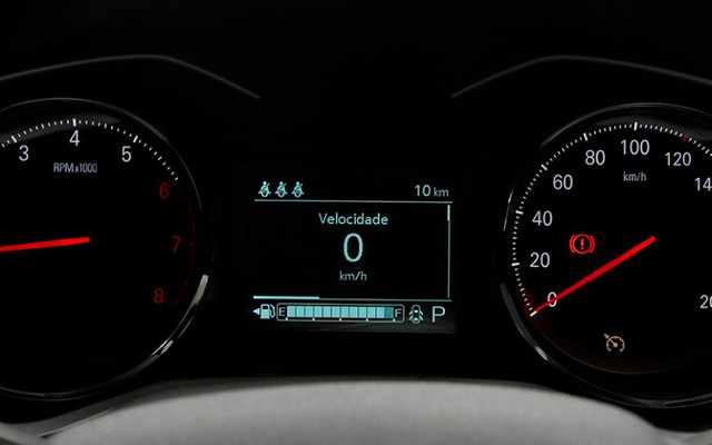 Ônix Turbo Automático - Potência de 1.6 com Mais Economia - Bônus de Fábrica - 0 km - Foto 8