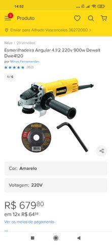 Vendo ferramentas