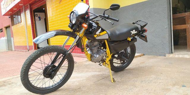 Honda XL 125s Raridade - Foto 6