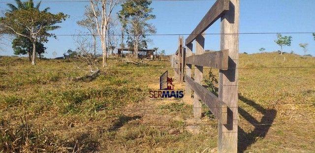 Sítio com 1 dormitório à venda, por R$ 3.150.000 - Zona Rural - Presidente Médici/RO - Foto 9