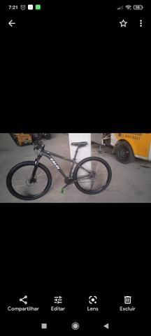Bicicleta Caloi aro 29 - Foto 2