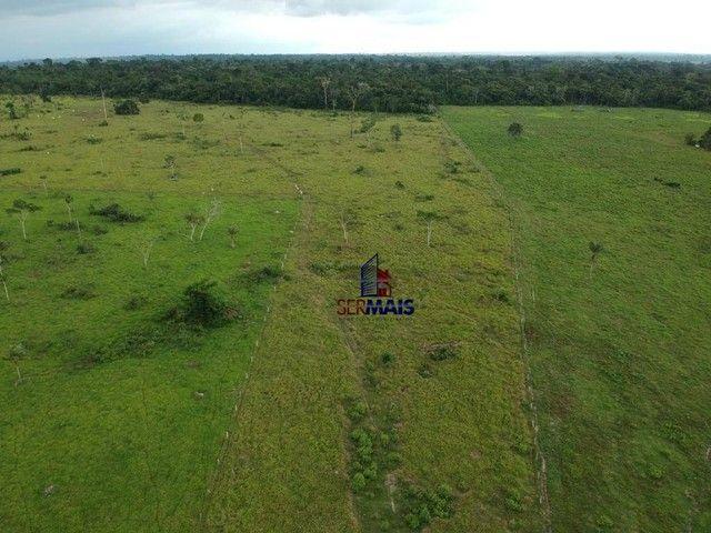 Fazenda à venda, por R$ 7.410.000 - Zona Rural - São Francisco do Guaporé/RO - Foto 7