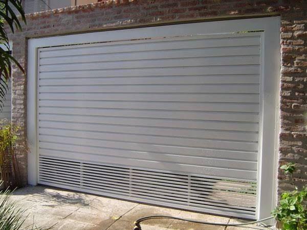 Portão de garagem feito por encomenda * - Foto 3