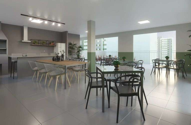 Reserva do Parque - 2 quartos com lazer completo - Belo Horizonte /MG - Foto 9