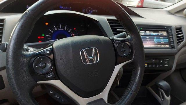 Honda Civic EXR - 2014 - Foto 11