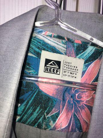 Camisa Cinza Reef - Foto 2