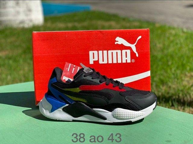 Tênis Puma RS-X Feminino e Masculino  - Foto 4