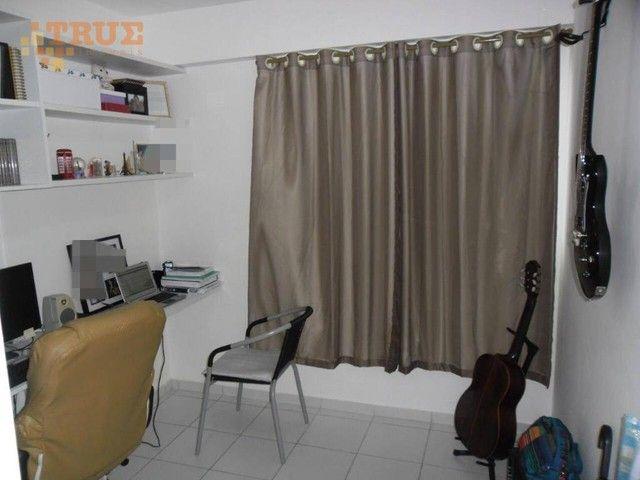 Apartamento com 3 dormitórios à venda, 72 m² por R$ 430.000,00 - Aflitos - Recife/PE - Foto 7