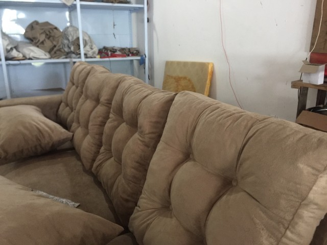 Sofá de luxo diretamente da Fábrica  - Foto 3
