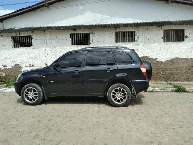 Vendo um carro Chery Tiggo. 2010 - Foto 2