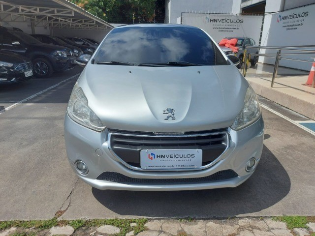 Peugeot 208 Allure 1.5 2014 (81) 9 8299.4116 Saulo HN Veículos