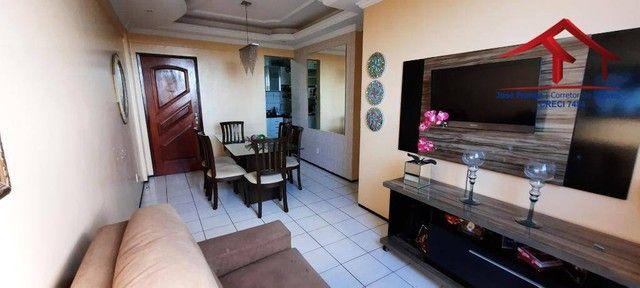 Apartamento com 3 dormitórios à venda por R$ 240.000,00 - Parangaba - Fortaleza/CE - Foto 3
