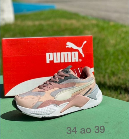 Tênis Puma RS-X Feminino e Masculino