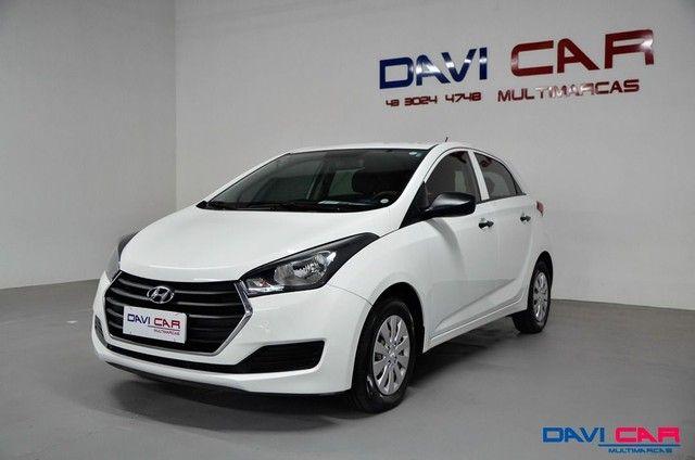 Hyundai HB20 1.0 2018