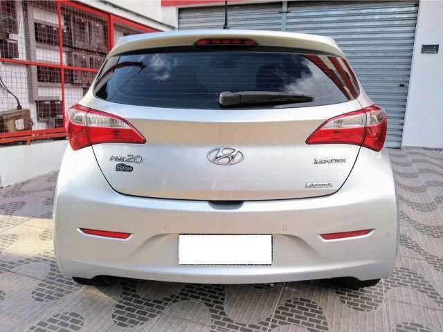 Hyundai HB20 1.6 Premium Flex Aut. 5p - Foto 4
