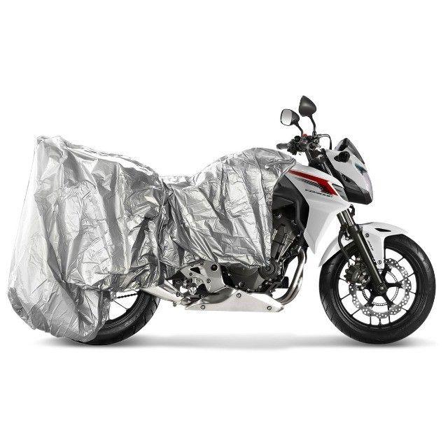 Promoção! Capa para cobrir moto, P,M,G  ? Entrega grátis - Foto 4