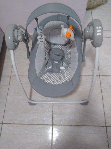 Cadeira de balanço Kiddo - Foto 3