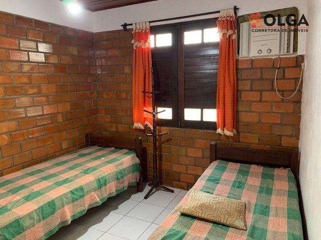 Casa com área gourmet em condomínio fechado, à venda - Gravatá/PE - Foto 18