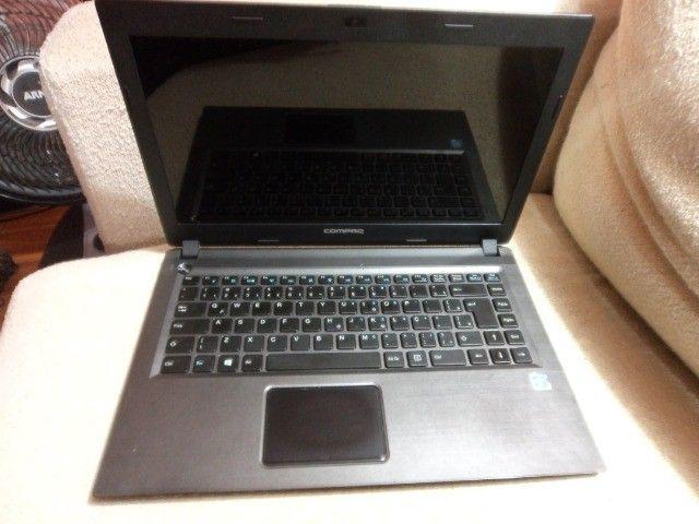 notebook Ultrabook Compac hp 4gb hd-500 2,18ghz vel de i3 por R$750 tr 9- * - Foto 3