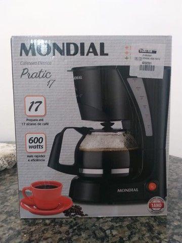 Cafeteira Elétrica Mondial Pratic NC-25 17 Xícaras ? Preta