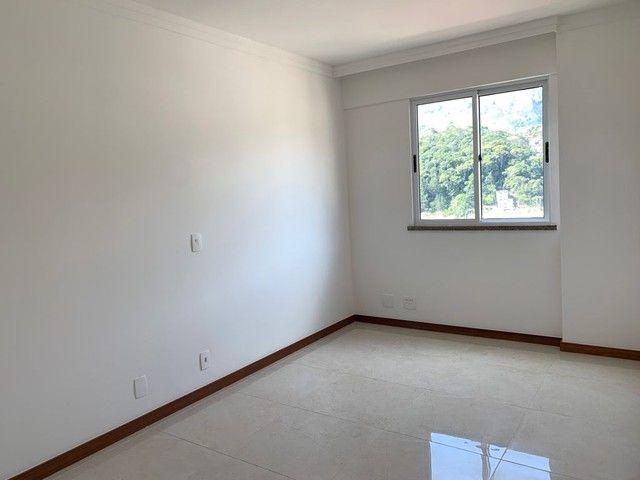 Apartamento com 3 dormitórios, 113 m², R$ 660.000 - Tijuca- Teresópolis/RJ. - Foto 12