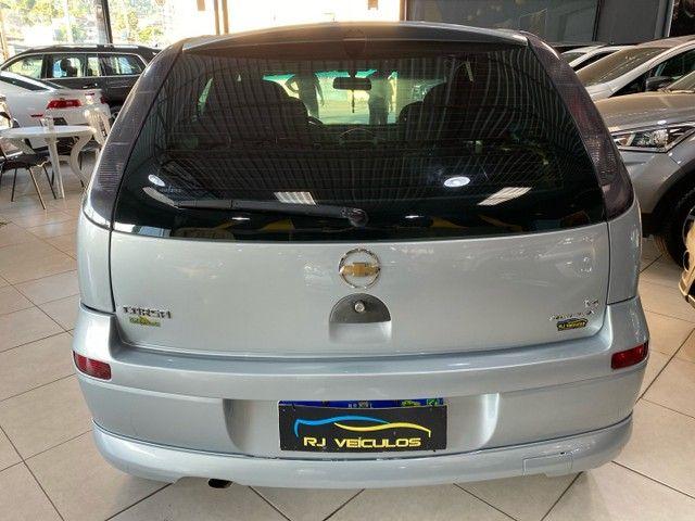 Chevrolet Corsa Premium 1.4 2008 completo!!! - Foto 9