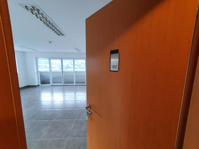 Escritório para venda possui 53 metros quadrados em Vila Belmiro - Santos - SP - Foto 2