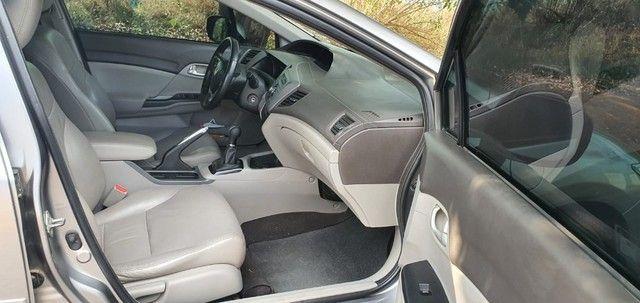 Honda Civic 2012 - Sedan - Foto 7
