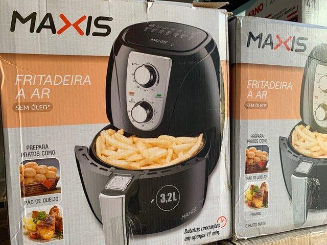 Air fryer Maxis 3,2 Litros 1270 watts de Potência 127v (novo)