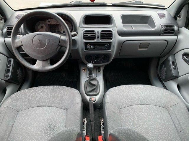 Renault Clio 1.0 flex 4p Ótimo Estado!  - Foto 16