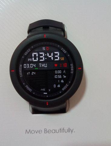 Smartwatch Amazfit Verge A1811 - grafite