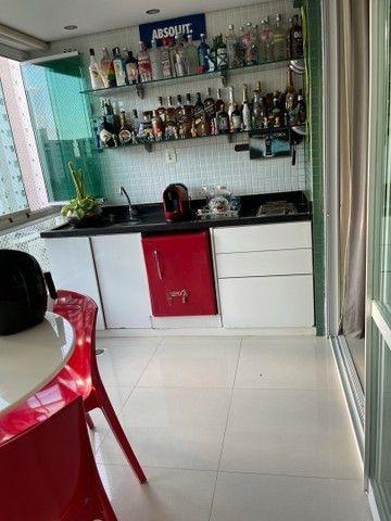 Alphaville Lindo 91m 2 suítes + Closets 2 Vagas Varanda Gourmet Oportunidade Única Venha C - Foto 2