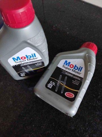 Óleo Super Moto Fork Oil 500ML Mobil