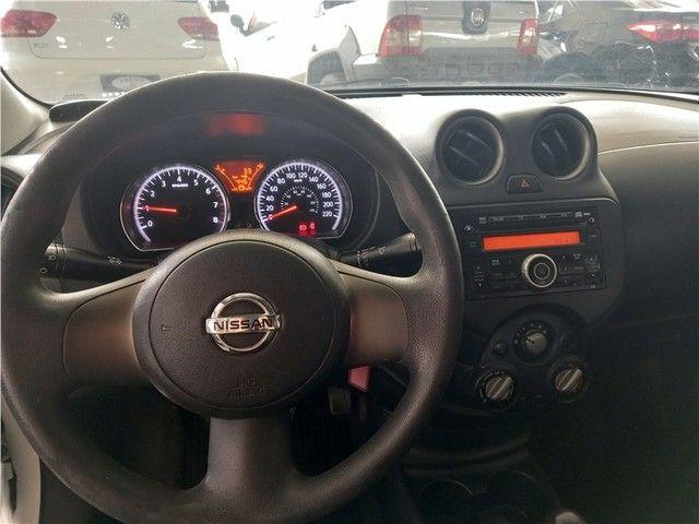 Nissan Versa 2014 1.6 sv 16v flex 4p manual - Foto 7