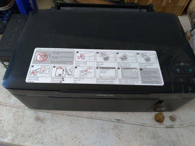 Impressora Epson  L200  - Foto 3
