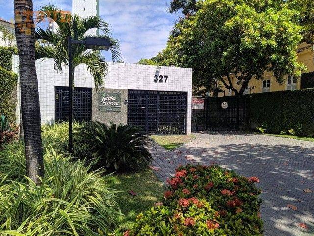 Apartamento com 3 dormitórios à venda, 72 m² por R$ 430.000,00 - Aflitos - Recife/PE - Foto 8