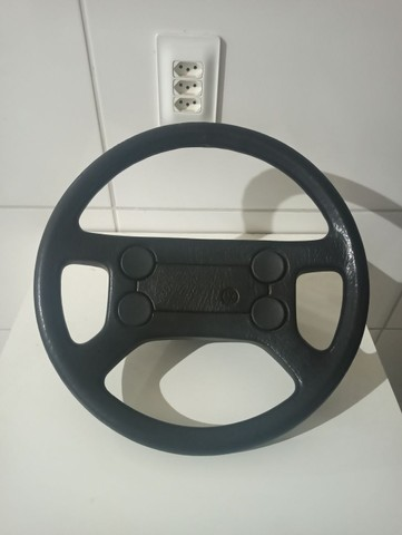 Volante VW 4 bolas. - Foto 6