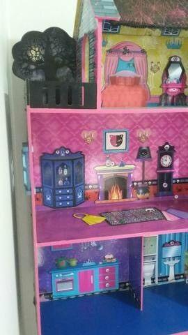 Casa Monster High  - Foto 3