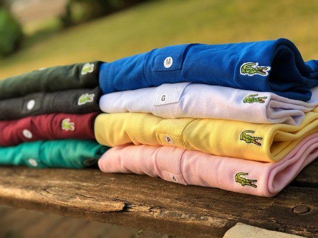 Camisas Gola Polo - Foto 6
