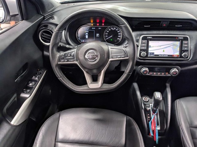 Nissan Kicks 1.6 16v Flexstart SL 4p Xtronic ( Único Dono ) - Foto 9