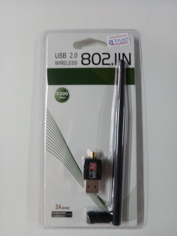 Adaptador Wi-Fi Wireless  - Foto 6